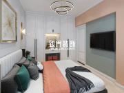 【致界装饰】悦城   2室1厅1卫  78㎡ 现代风装修图