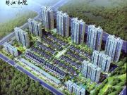 珠江和院落子于灌云1500亩城西生态核心片区。