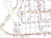 出行注意!因龙潭工业园区道路施工 多条公交线路变更