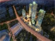 楼市相对论|纯地铁楼盘坐等升值 白云区这两个投资地产你买谁?