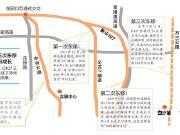 郑州G107东移一期6月底通车 附近这些盘又增值了