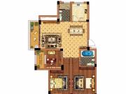 景都· 天鹅湾 多层高层景观公寓户型鉴赏