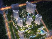 白云新城规划调整:再次减少居住用地