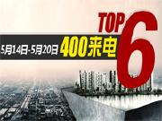 一周来电榜TOP6 松北强势崛起来电普涨道里南岗表现平平