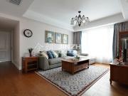 东方米兰国际城127平三居室装修-北欧风格设计