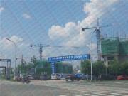 最新!!!新鹤城·华玉府项目7月施工进度