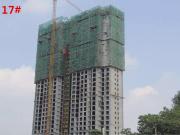 7月工程进度播报丨致力将凯兴天下打造成高端城市生活综合体