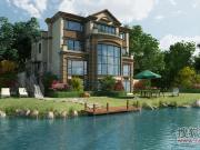 楼盘测评:盈峰翠邸--用住宅的单价可买低密叠墅!