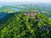 南通获国家森林城市称号!海上传奇近45%绿化率引领人居典范