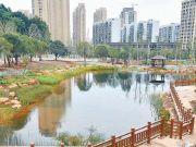 城南狮子山公园面向社会开放 周边项目可享休闲景观配套