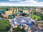 云南最大海洋主题乐园安宁开建 2020年建成周边多盘受益