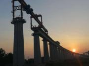 """济青高铁即将通车 青岛济南""""连城""""一小时生活圈"""