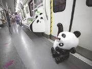 """成都地铁3号线二三期即将开通! """"盼达号""""新装上线"""