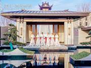 荆门首个唐文化主题示范区,温泉新城带你梦回唐朝