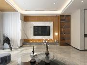 哈尔滨致界装饰-融创观澜壹号设计装修方案 使用面积160㎡