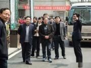怀化市人大领导莅临中坡瑞丰园参观指导