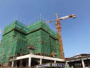 恒森·九唐城8月工程播报 | 不负好时光,预见家的模样