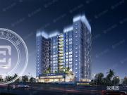 诚方创世纪广场:复式公寓在售 总价68万/套起