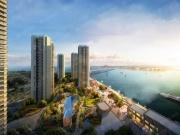 海口恒大外滩项目加推:瞰海美宅 均价16000元/平米