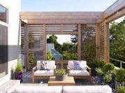 每一个露台 都可以成为一座空中花园