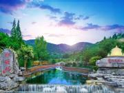 """万和山湖蓝湾:拥有一个公园里的家 """"氧""""你一生。"""