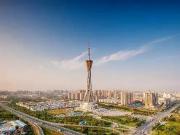 """楼市揭秘:郑州""""老经开""""能甩滨河国际新城几条街?"""