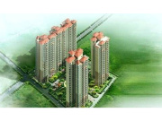 蓝海尚城项目在售:东南亚风格设计 均价为6600元/平米