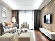 曲江香都三居室99平装修——看看这样的装修值不值?