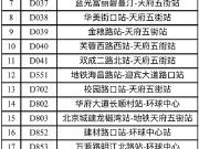 成都5月最新交通规划出炉! 新开24条定制公交线路!