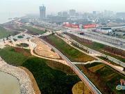 赣江昌南外滩公园对市民免费开放