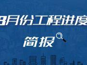 熙悦花园8月工程进度播报:高层住宅正在水电安装中