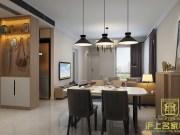 正商善水上境195平四室两厅三卫现代简约风格效果图