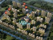 佳龙美墅湖项目在售:东南亚风情小院 均价10500元/平
