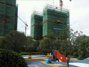 绿地新里璞悦公馆来看看项目的新进展(组图)