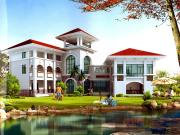 棕榈泉花园别墅项目在售:居家养身 均价为16000元/平米