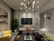 康桥悦城144平四室两厅两卫美式风格效果图