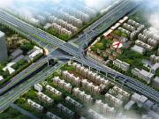 槐安路西二环互通立交桥一期程将于春节前通车 周边楼盘获益