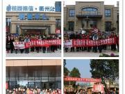 2017金鸡到 衢州新年首场免费看房团圆满结束