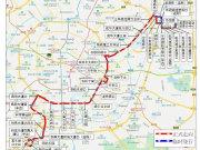 成都又开1条快速公交K16 从高新区直接上二环路(附线路图)