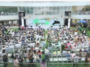 懒坝国际大地艺术季正式开幕 懒坝合院备受关注
