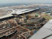 最新消息 天府国际机场航站楼主体工程正式完工!
