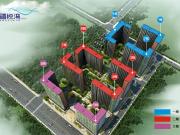 禧悦湾二期项目在售:均价为13000元/平米,非毛坯交房