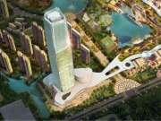 中房爱悦城是潍坊功能多元、业态高密度复合、产业集聚融合的项目
