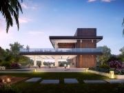 融创美伦熙语项目在售:两居带装修 均价11700元/平米