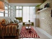 潍坊茉莉公馆90平美式田园风格 你喜欢吗
