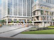 中心之上 启悦未来 香江·悦中心营销中心暨样板示范区耀世开放
