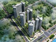 平吉上苑项目规划建5栋高层住宅 现正进行打桩工程