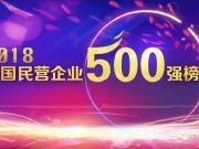 2018中国民营企业500强榜单发布 文一集团上榜居安徽民企