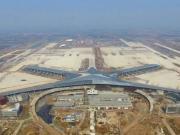 青岛胶东国际机场东西跑道正式贯通 胶州将成东北亚区域枢纽