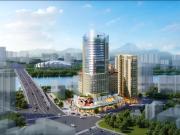 """主城滨江河畔!""""通达国际广场""""树立城市商务办公新标杆"""